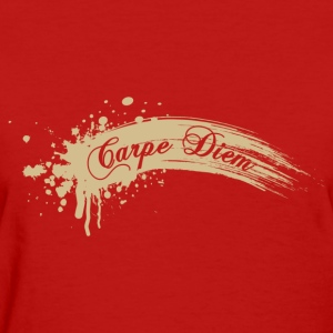 Carpe Diem T-shirt - Women's T-Shirt