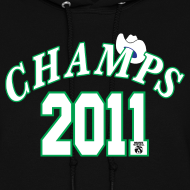 Design ~ Champs 2011 Hoodie
