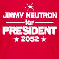 Design ~ Jimmy Neutron for President