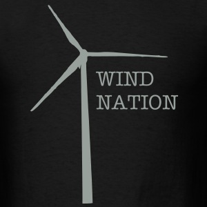 Wind Nation - Men's T-Shirt