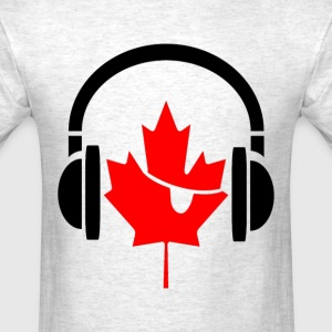 Canadian music pirate tee. - Men's T-Shirt