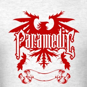 Paramedic Eagle - Men's T-Shirt