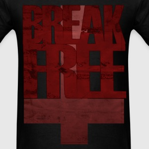 Break Free from Religion - Men's T-Shirt