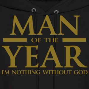 Man of the year - Men's Hoodie