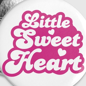 little sweet heart baby love hearts cute! Buttons - Large Buttons