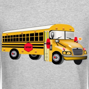 School Bus - Crewneck Sweatshirt