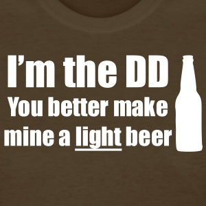 Designated Driver Light Beer Only Shirt Women's T-Shirts - Women's T-Shirt