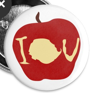 IOU (Sherlock) Buttons - Large Buttons