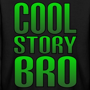 Cool Story Bro - Kids' Long Sleeve T-Shirt