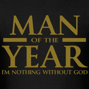 Man of the year - Men's T-Shirt