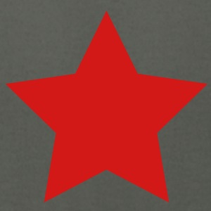 RED STAR T-Shirts - Men's T-Shirt by American Apparel