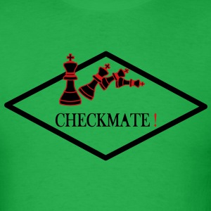 checkmate T-Shirts - Men's T-Shirt