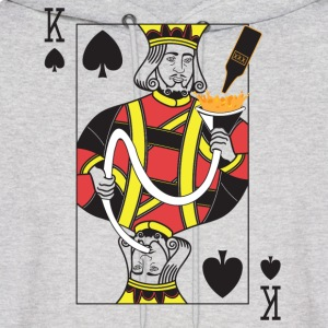 Party King Hoodies - Men's Hoodie