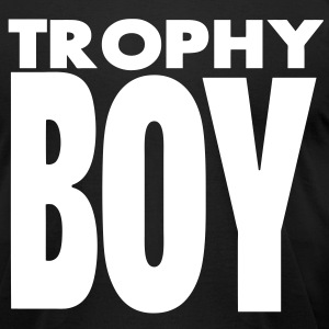 TROPHY BOY T-Shirts - Men's T-Shirt by American Apparel