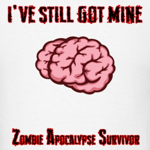 zombie apocalypse survivor - Men's T-Shirt