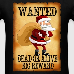 wanted - Men's T-Shirt