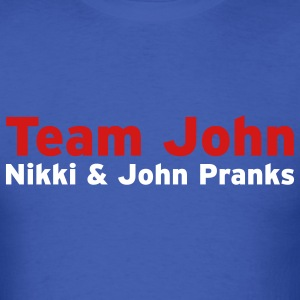 Team John - Men's T-Shirt