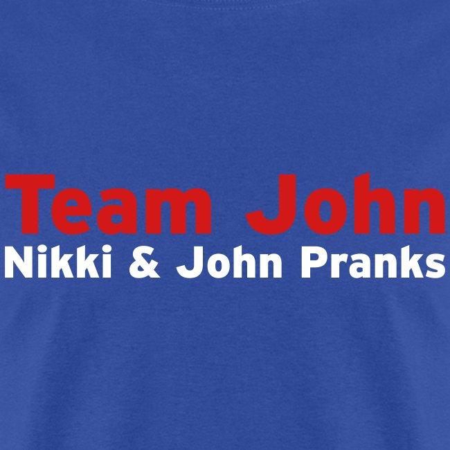 Team John Men's Tee