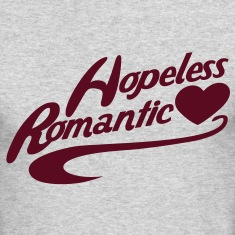 hopeless romantic Long Sleeve Shirts