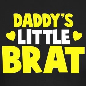 DADDY's LITTLE BRAT Long Sleeve Shirts - Men's Long Sleeve T-Shirt by Next Level