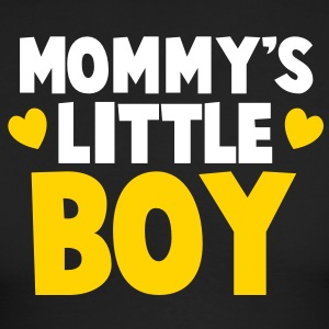 MOMMY's LITTLE bOY Long Sleeve Shirts - Men's Long Sleeve T-Shirt by Next Level