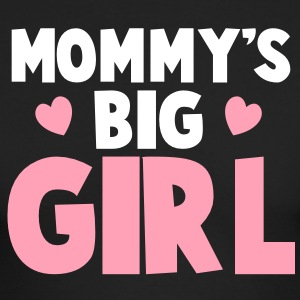 MOMMY's BIG GIRL Long Sleeve Shirts - Men's Long Sleeve T-Shirt by Next Level