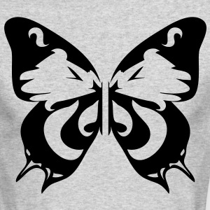 butterfly wings complex Long Sleeve Shirts - Men's Long Sleeve T-Shirt by Next Level
