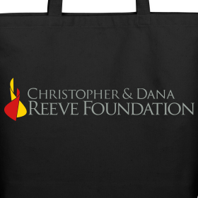 Design ~ Reeve Foundation Cotton Tote