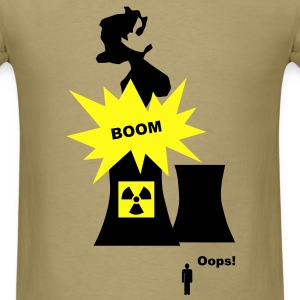 Nuclear Energy T-Shirts - Men's T-Shirt
