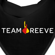 Design ~ Team Reeve Bandana