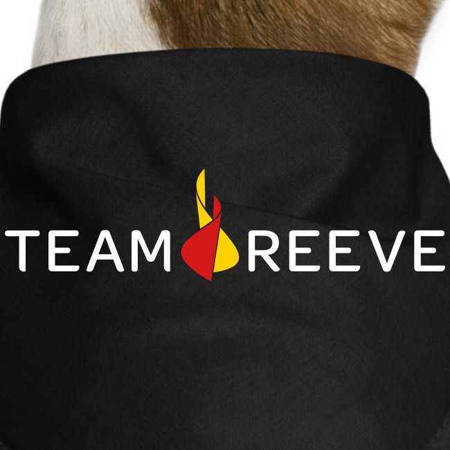 Team Reeve Dog Bandana