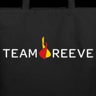 Design ~ Team Reeve Cotton Tote