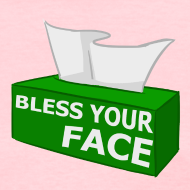 Design ~ BLESS YOUR FACE (Women)