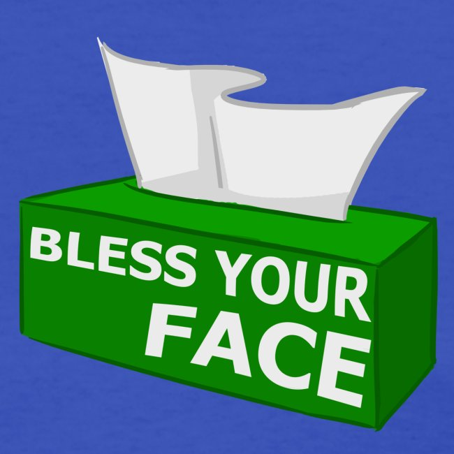BLESS YOUR FACE (Women)