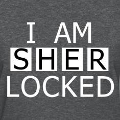 Women's Sher-locked Tee