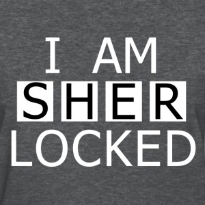 Women's Sher-locked Tee - Women's T-Shirt