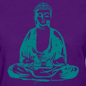 buddha gamer - Women's T-Shirt
