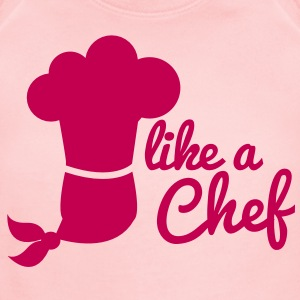 LIKE A CHEF cook kitchen career 1 color Baby Bodysuits - Short Sleeve Baby Bodysuit