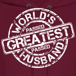 World's Greatest Husband - Men's Hoodie