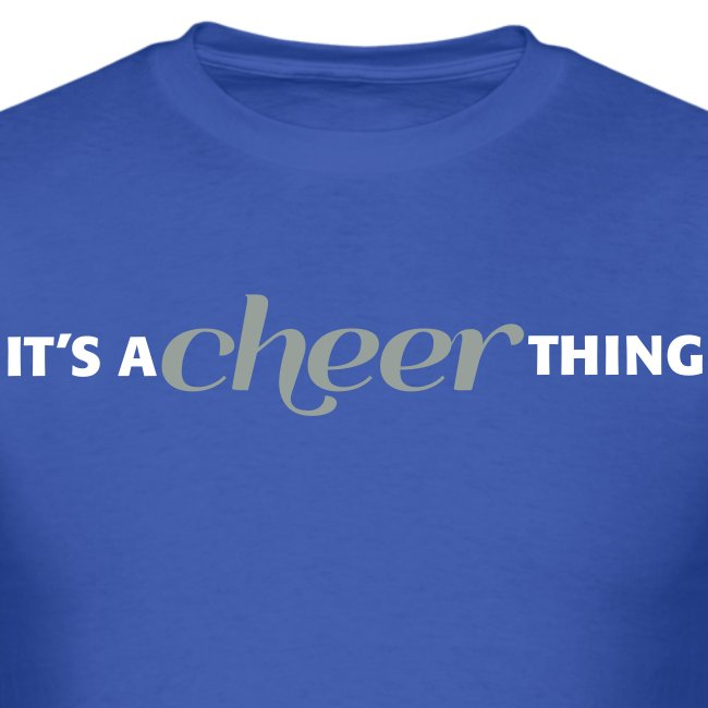 CHEERTHING: FLYER