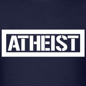 Atheist T-Shirts - Men's T-Shirt
