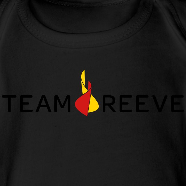 Team Reeve Baby Short Sleeve One PIece