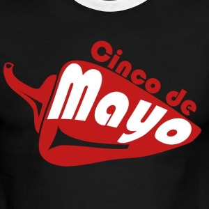 Cinco de Mayo - Men's Ringer T-Shirt