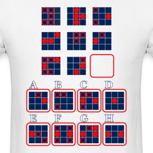 IQ test t shirt - Men's T-Shirt