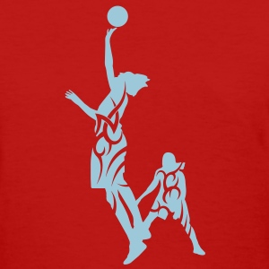 Women basketball tribal T-shirt - Women's T-Shirt
