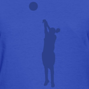 Women basketball T-shirt - Women's T-Shirt