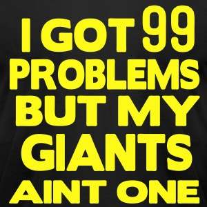 I GOT 99 PROBLEMS BUT MY GAME AINT ONE - Men's T-Shirt by American Apparel
