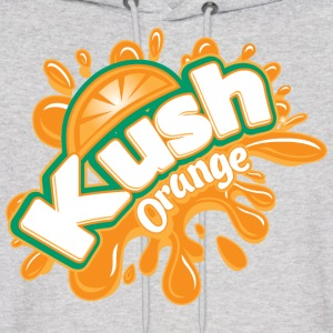 Kush and Orange Juice - Men's Hoodie