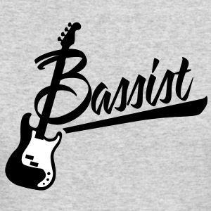 bassist Long Sleeve Shirts - Men's Long Sleeve T-Shirt by Next Level
