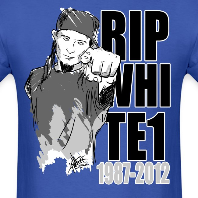 R.I.P. WIll Bowen aka Loki aka White One of Psycho Killaz